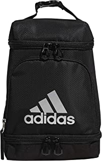 adidas Unisex Excel Insulated Lunch Bag, Black, ONE SIZE
