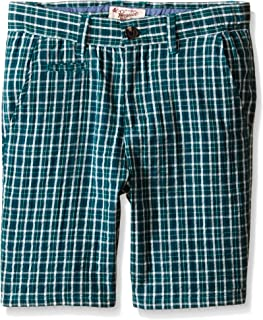 ペンギンBoys ' Plaid Seersucker Short