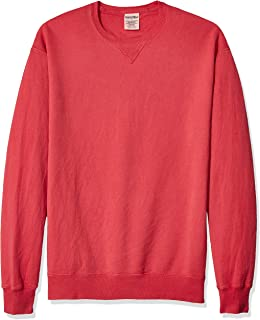 Hanes Men's Comfortwash Garment Dyed Fleece Sweatshirt