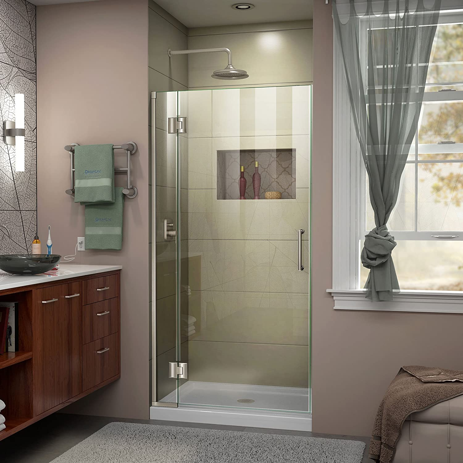 DreamLine Unidoor-X 35 in. W x Frameless H Shower At the price of surprise Hinged Ranking TOP11 72