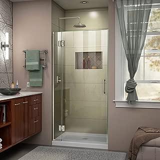 Best 35 inch frameless shower door Reviews
