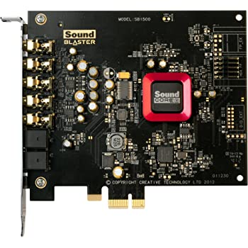 Creative Labs 30SB150200000 SB1502VP Sound Blaster Z PCIE VARpak