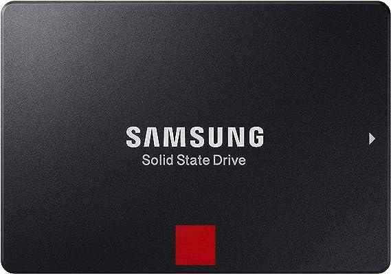 SAMSUNG Pro - Disco Estado Solido SSD (2 TB, 560 megabytes/s) Color Negro