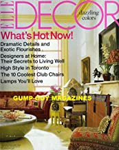 Elle Decor January February 2006 Magazine WHAT'S HOT NOW! Dramatic Details and Exotic Flourishes DESIGNERS AT HOME: THEIR SECRETS TO LIVING WELL