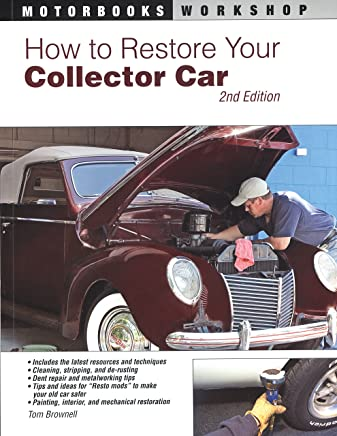 How to Restore Your Collector Car