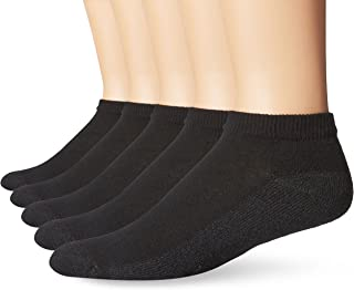 Men's FreshIQ ComfortBlend Low Cut Socks (Pack of 6)