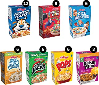 Best kellogg's cereal boxes Reviews