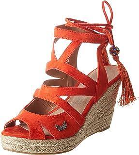 561ebd152d5f24 Amazon.fr : Compensées - Sandales / Chaussures femme : Chaussures et ...