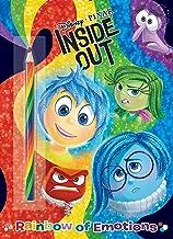 Rainbow of Emotions (Disney/Pixar Inside Out)