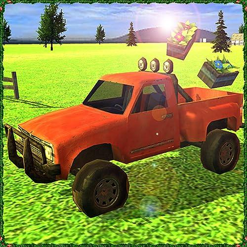 Farming Transporter Truck 3D