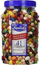 Gimbal's Fine Candies Gourmet Jelly Beans, 41 Flavors, 40-Ounce Jar