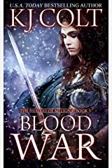 Blood War (The Healers of Meligna Book 5) Kindle Edition