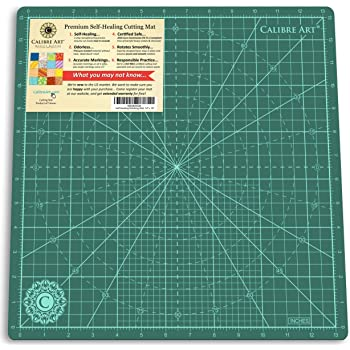 Blue Colonial Needle Rotary mat Smoother
