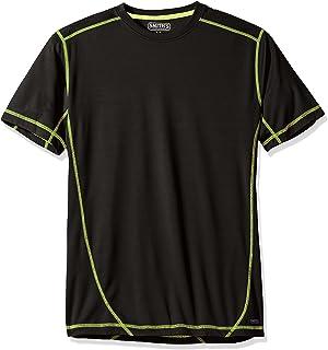 Smith's Workwear Men's Performance Contrast Crew T-Shirt