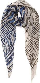 Scarf for Women Lightweight Geometric Fashion Spring Winter Scarves Shawl Wraps
