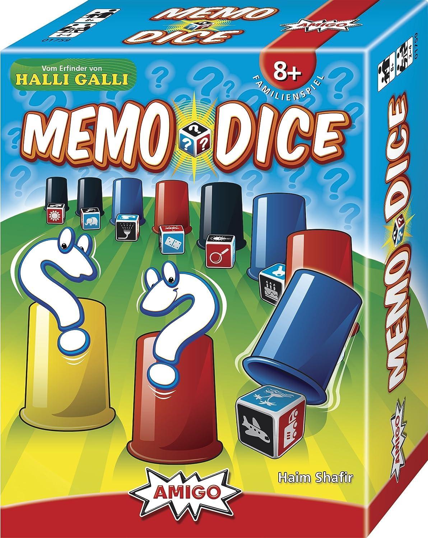 Amigo Spiel Discount is also underway Max 41% OFF + 01759聽-聽Memo Dice Freizeit
