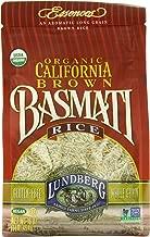 Best organic california brown basmati rice Reviews