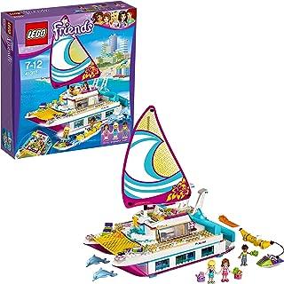 LEGO Friends Sunshine Catamaran, Multi-Colour, 41317