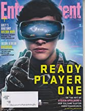 Entertainment weekly March 30, 2017 Tye Sheridan - Ready Player One