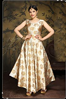 Women's And Girl's Ethnic Gown By NYK NX Fashion/Oneness Collection
