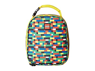 LEGO Brick Wall Lunch Bag (Assorted) Duffel Bags