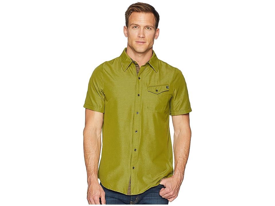 Marmot Contra Short Sleeve (Military Green) Men