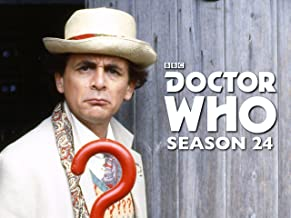 Classic Doctor Who, Season 24