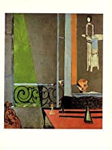 1973 Vintage MATISSE THE PIANO LESSON LOVELY COLOR Art Print offset Lithograph