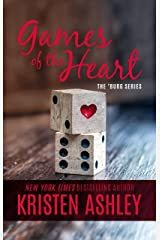 Games of the Heart (The 'Burg Series Book 4) Kindle Edition