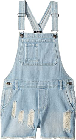 Trash Dungaree Overall (Big Kids)