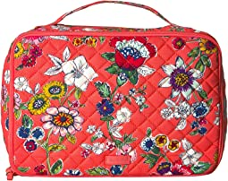 Vera Bradley Luggage - Iconic Large Blush & Brush Case
