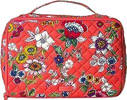 Vera Bradley - Iconic Large Blush & Brush Case