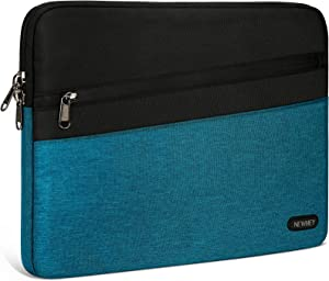 Laptop Sleeve 14 inch Laptop Case Protective Waterproof Bag Compatible with MacBook Pro 15,Chromebook 14,13.3-14 inch Acer/HP/Dell/Asus Notebook Computer