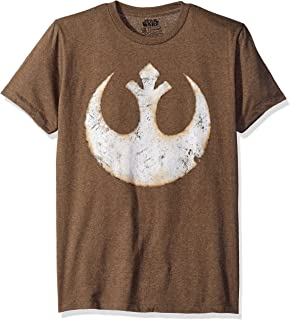 Star Wars Men's Alliance Emblem Logo T-Shirt