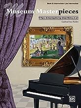 قطع متحف رئيسية، Bk 3: 9 Piano Solos مستوحاة من أعمال فنية رائعة