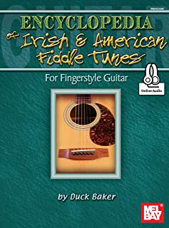 Encyclopedia of Irish and American Fiddle Tunes: for Fingerstyle Guitar