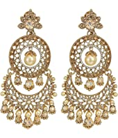 Marchesa - Tiered Chandelier Earrings