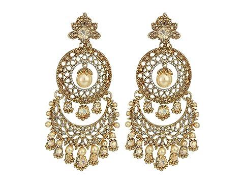 Marchesa Tiered Chandelier Earrings