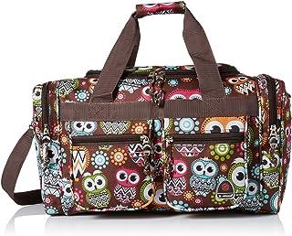 "Rockland 19"" Tote Bag, Owl"