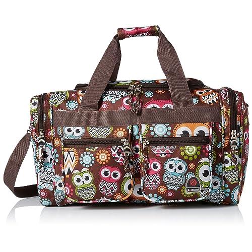 Owl Cycler Weekender Bag