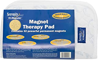 magnetic bed topper