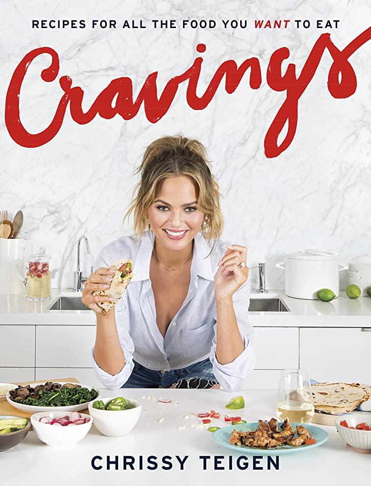 傾向海洋求めるCravings: Recipes for All the Food You Want to Eat: A Cookbook (English Edition)