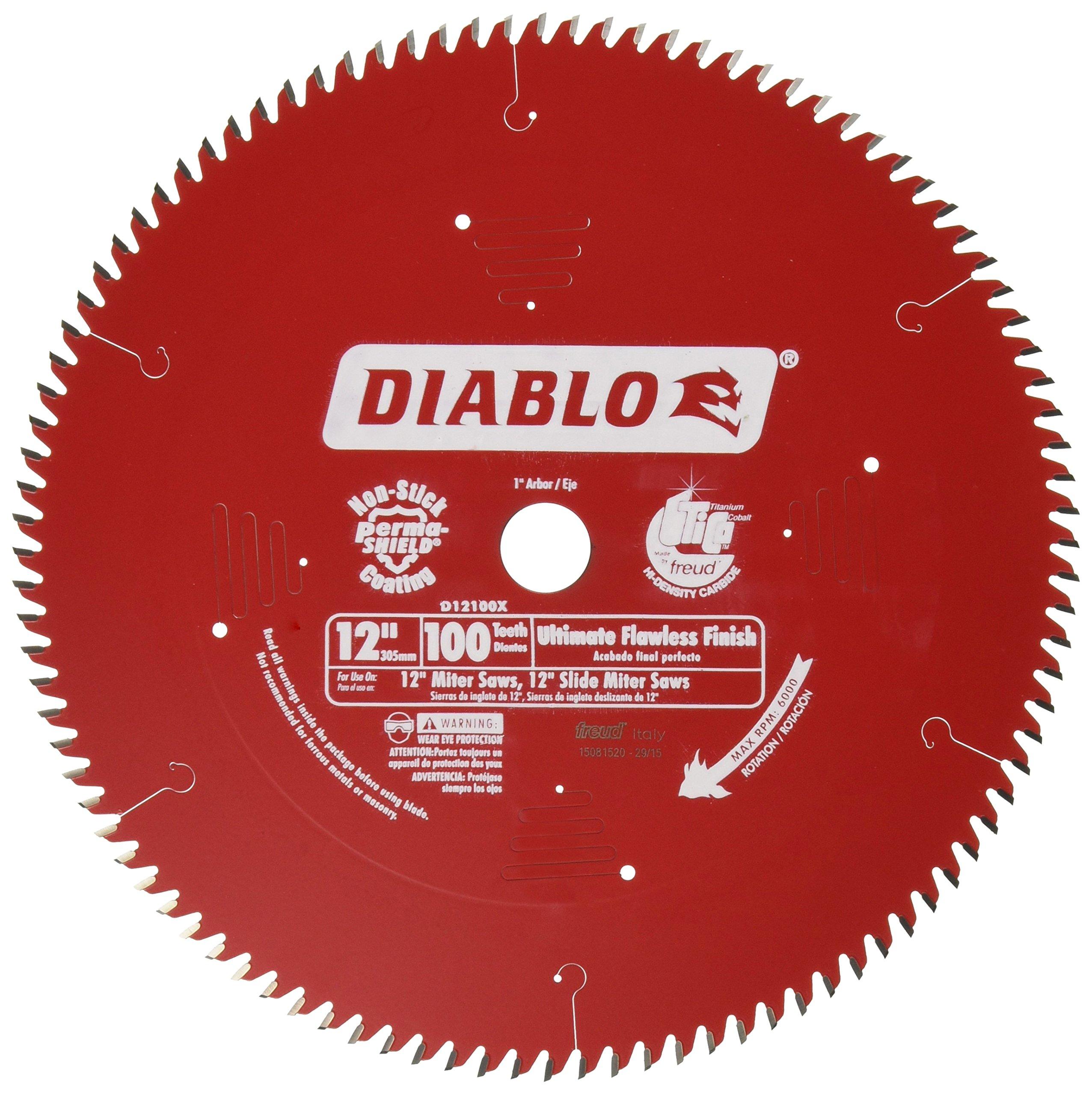 D12100X Diablo Circular Composites 12 Inch