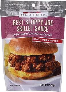 Red Fork Best Sloppy Joe Skillet Sauce, 8 Ounce (Pack of 6)