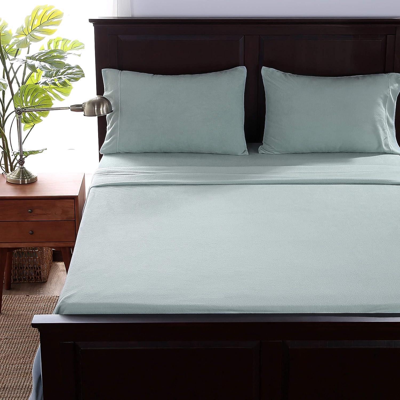 Berkshire Blanket Microfleece Sheet Set Soft Max 45% OFF Fleece Super Washington Mall Cozy