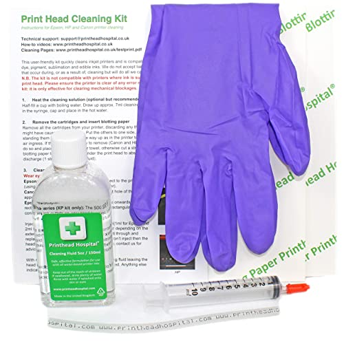 Epson Print Head Cleaning Kit: Amazon com
