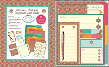 Ultimate Desk Set: Organize with Style