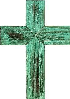 Best wooden cross art Reviews