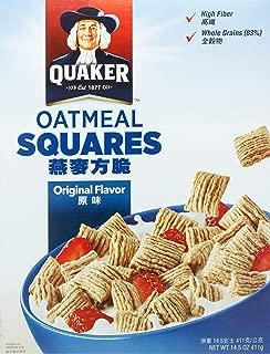 Quaker Oatmeal Squares, 411g