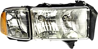 Dorman 1590467 Passenger Side Headlight Assembly For Select Dodge Models